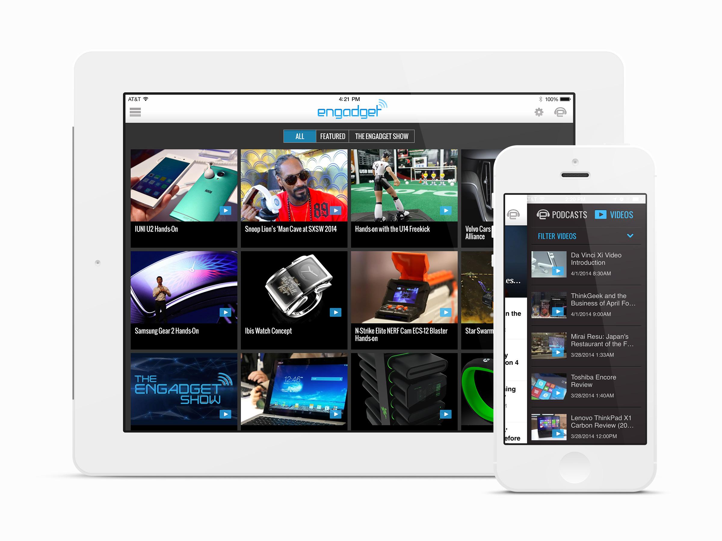 iOS Video Index