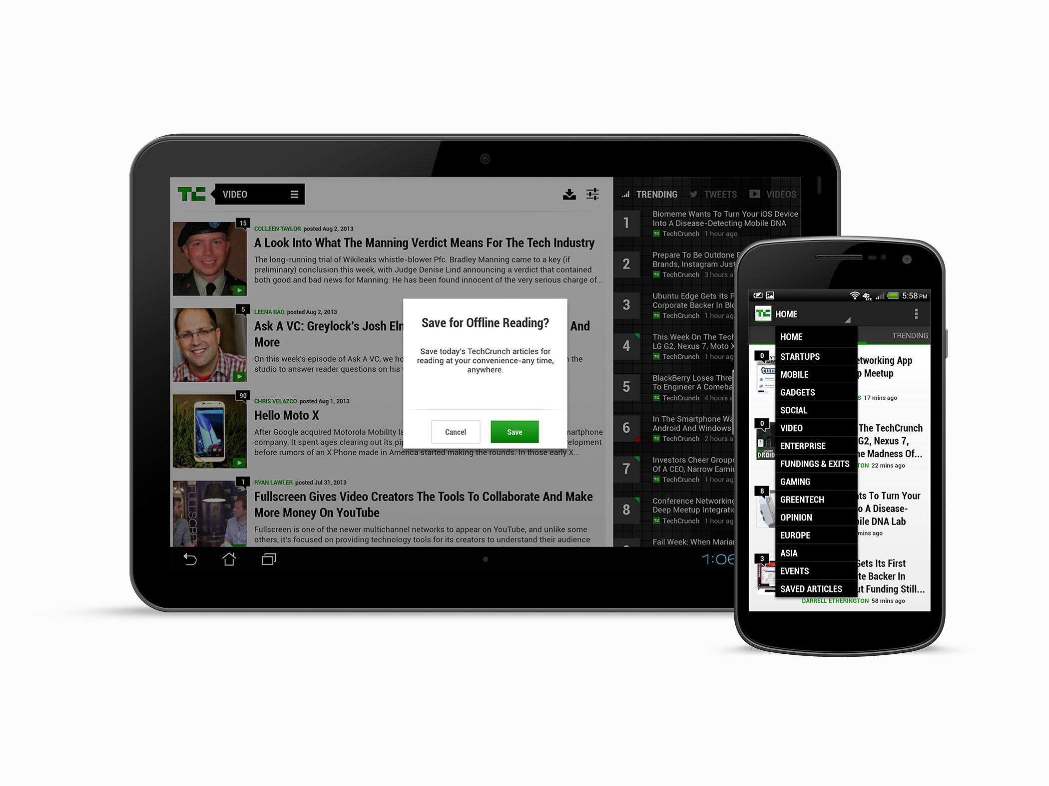 Download for Offline Reading