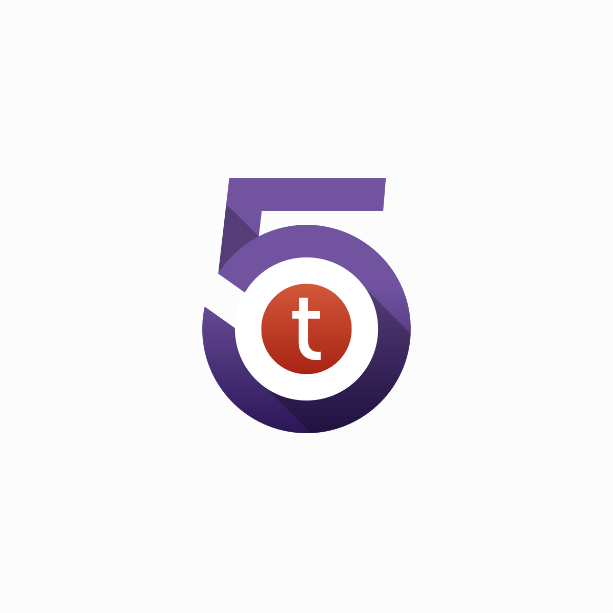 Trove 5 Years Badge