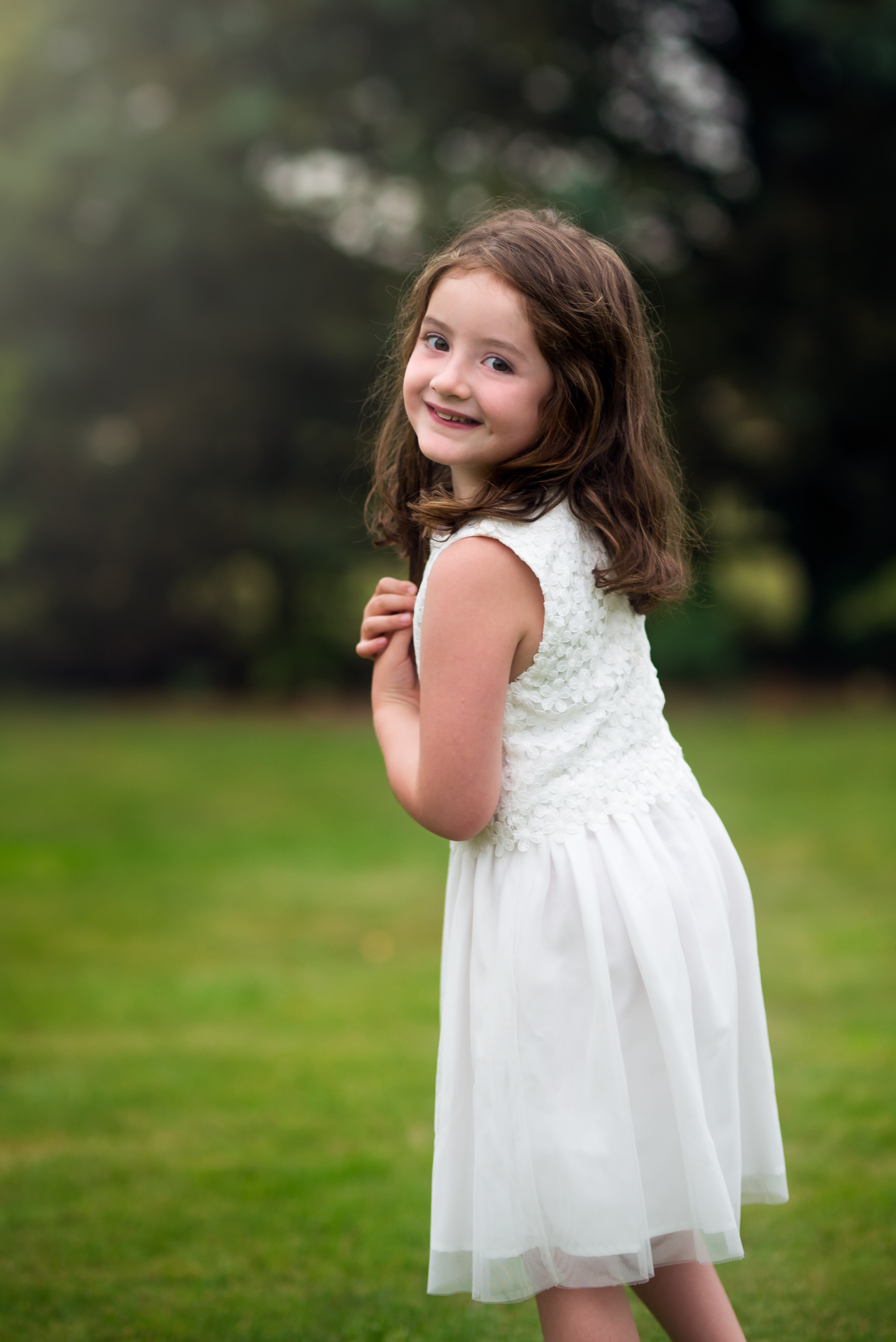 Adorable pose | Children's Photography