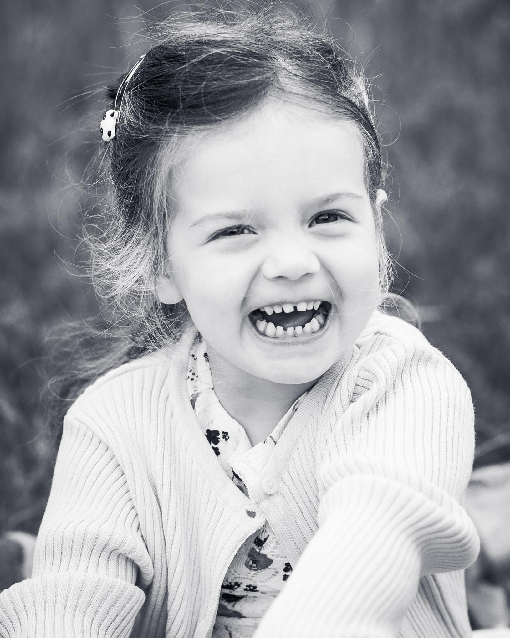 Big smiles | Children's Photography