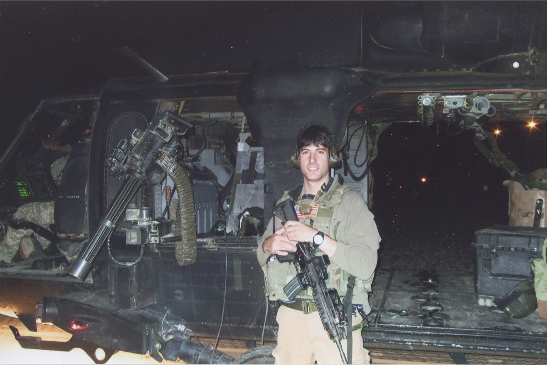 Me in front of our helicopter just outside the box.png