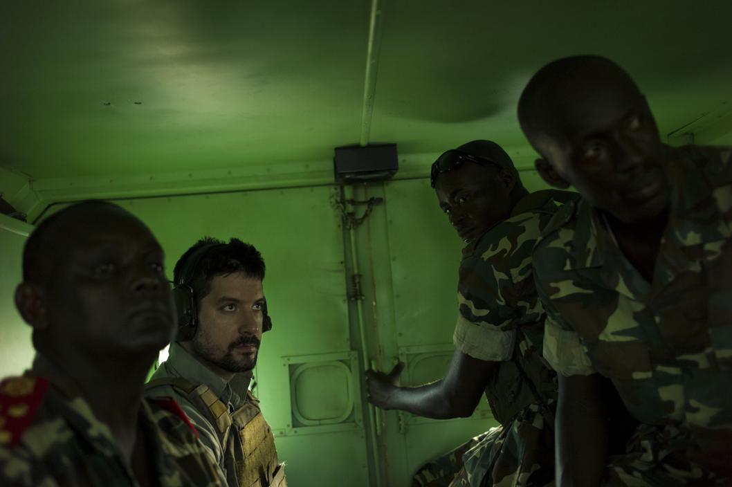 me with Burundi forces in Somalia.jpg