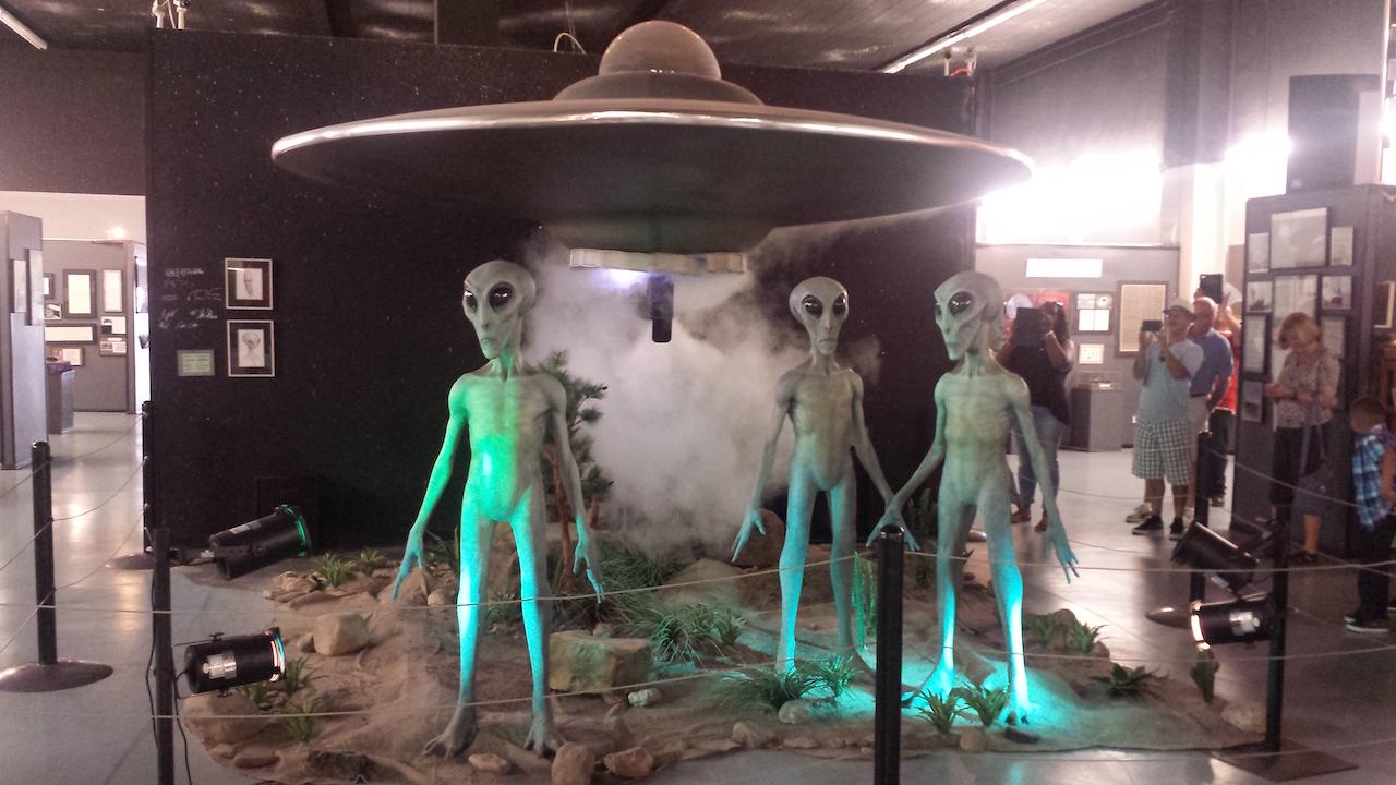 Roswell International UFO Museum