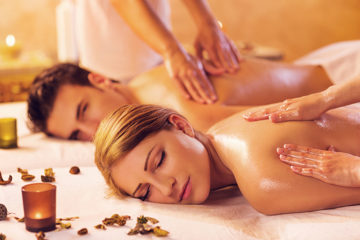 Couples Massage is an Adobe Day Spa favorite at our location or yours.