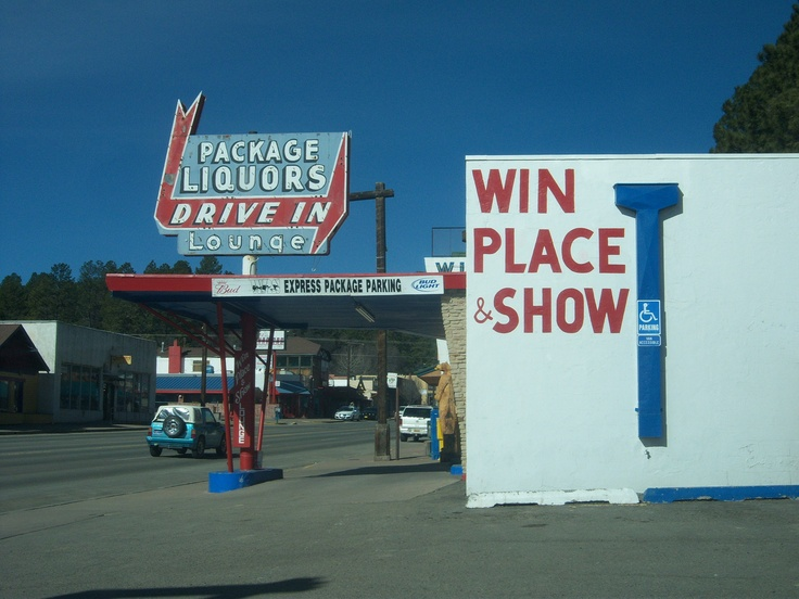 Win, Place and Show