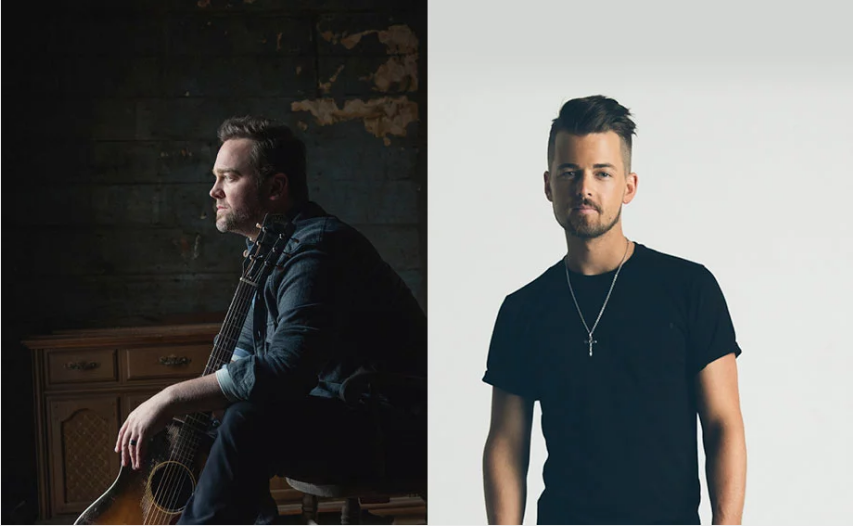 Lee Brice and Chase Bryant.  Tickets>>