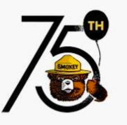 Smokey's 75th