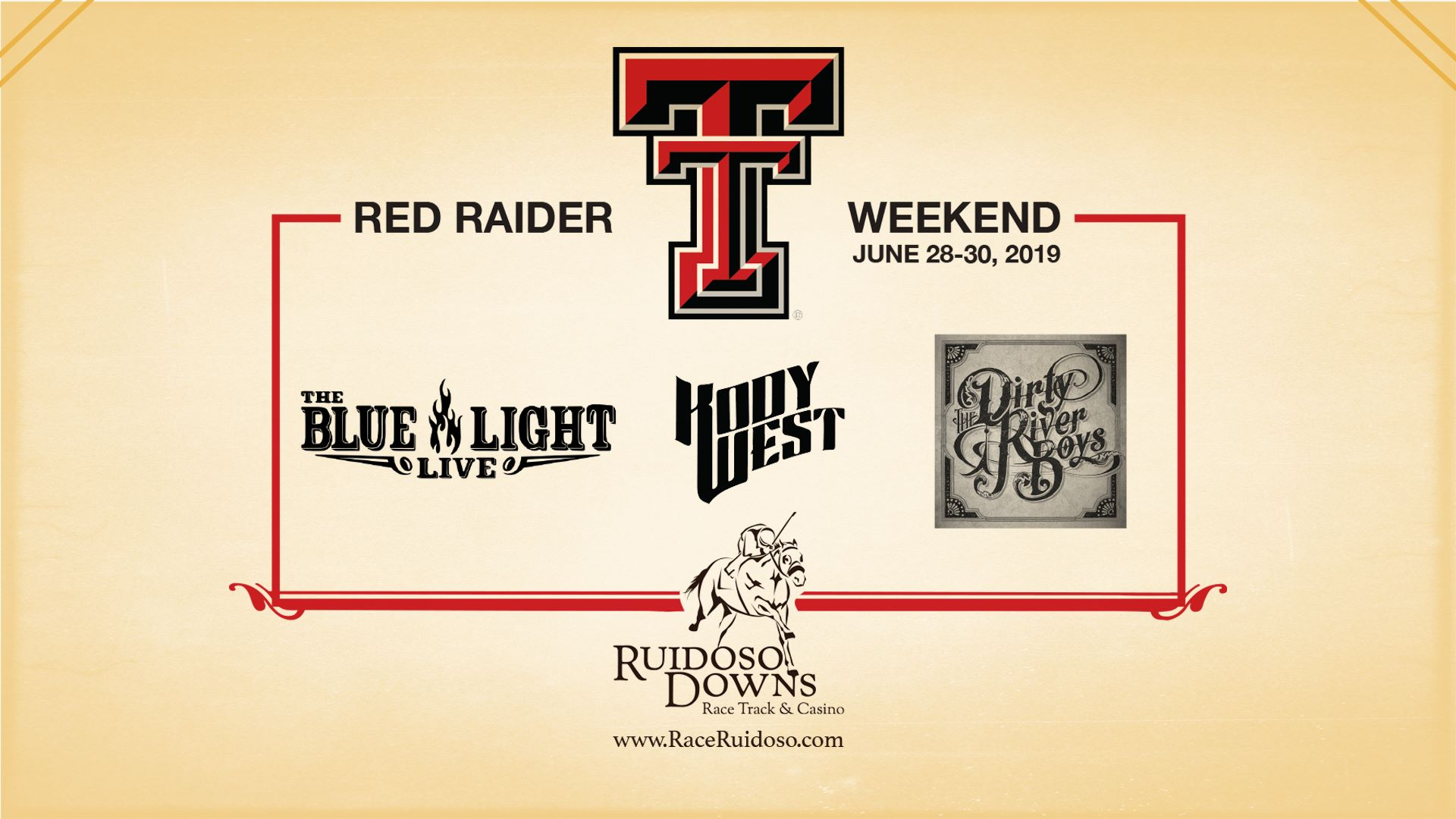 Red Raider Weekend at Ruidoso Downs Race Track