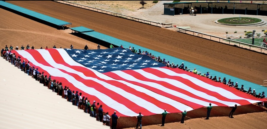 Fourth of July Weekend at Ruidoso Downs Race Track