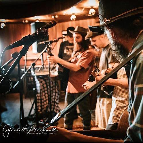 The Foggy Memory Boys will perform live at Hunt and Harvest in Ruidoso on August 25, 2019.