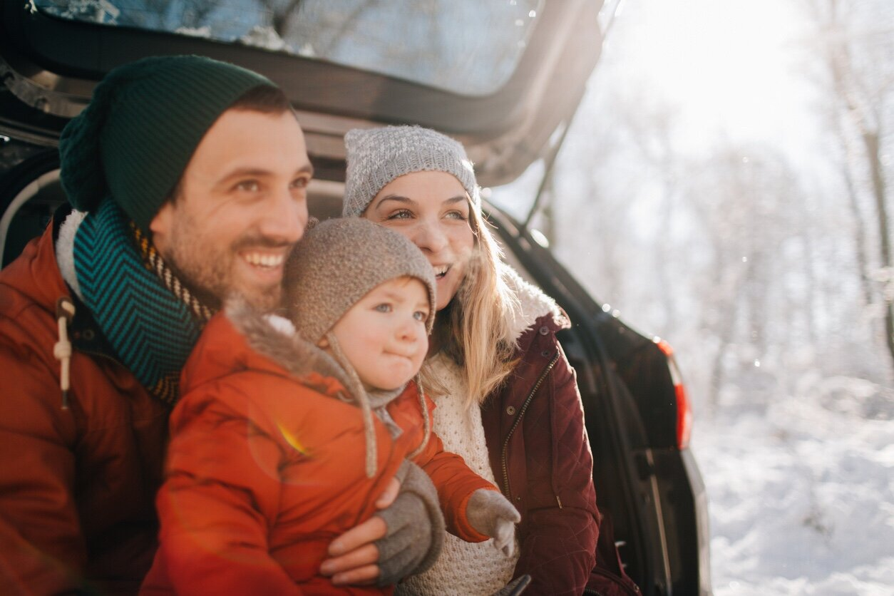 A Ruidoso winter vacation is fun for the whole family.