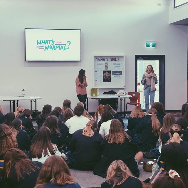 We have had an amazing time on the Mornington Peninsula running workshops at Dromana secondary college. We loved being real with you girls! And our dance breakouts were awesome! (swipe right to see evidence) ☺️💃🏽 A massive thank you to all the beautiful students we got to hangout with. You inspire us! 💫❤️
