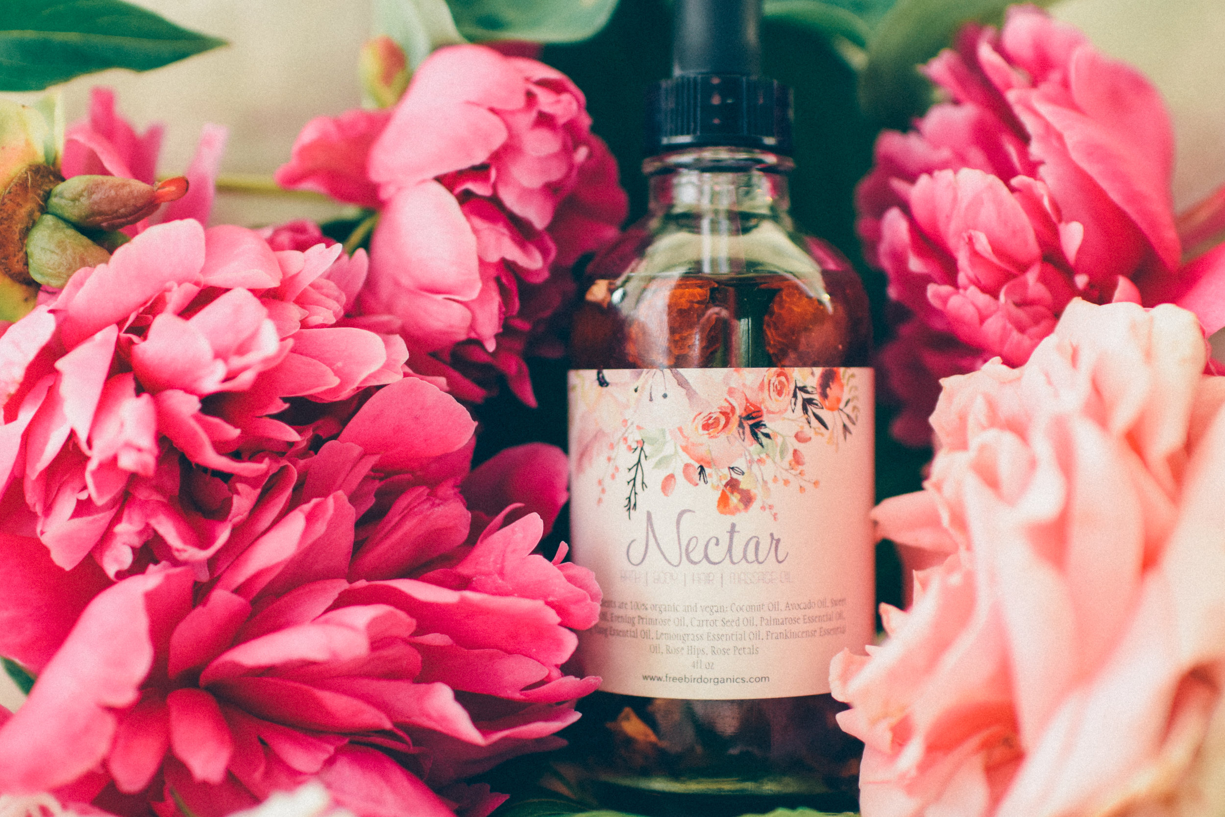 8.  Fragrance  - There are so many wonderful smelling essential oils and oil blends out there.  If you are already using theses in other areas of your self care then don't be afraid to dab a couple drops on your pulse points as a fragrance!
