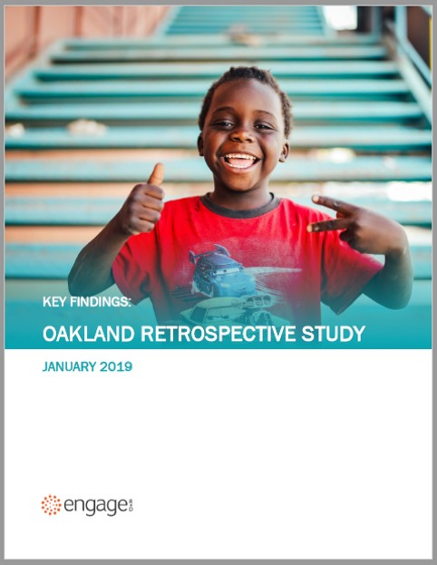 Oakland Unified School District: Key findings from the retrospective study