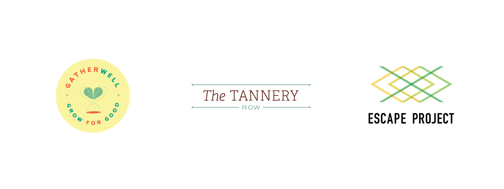 GatherWell concept,  The Tannery Row , Escape Project