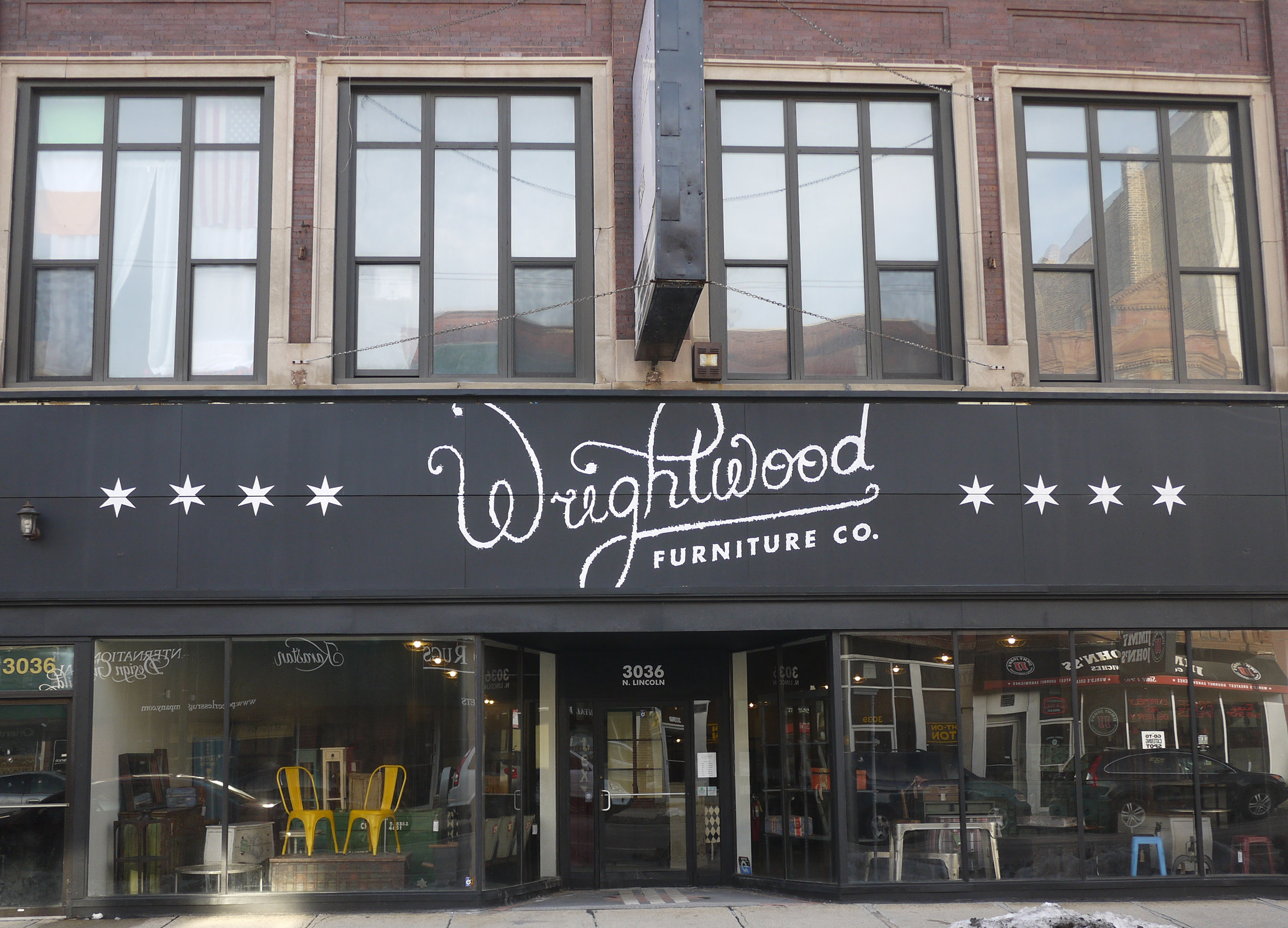 Wrightwood Furniture, Lincoln Park (Chicago)