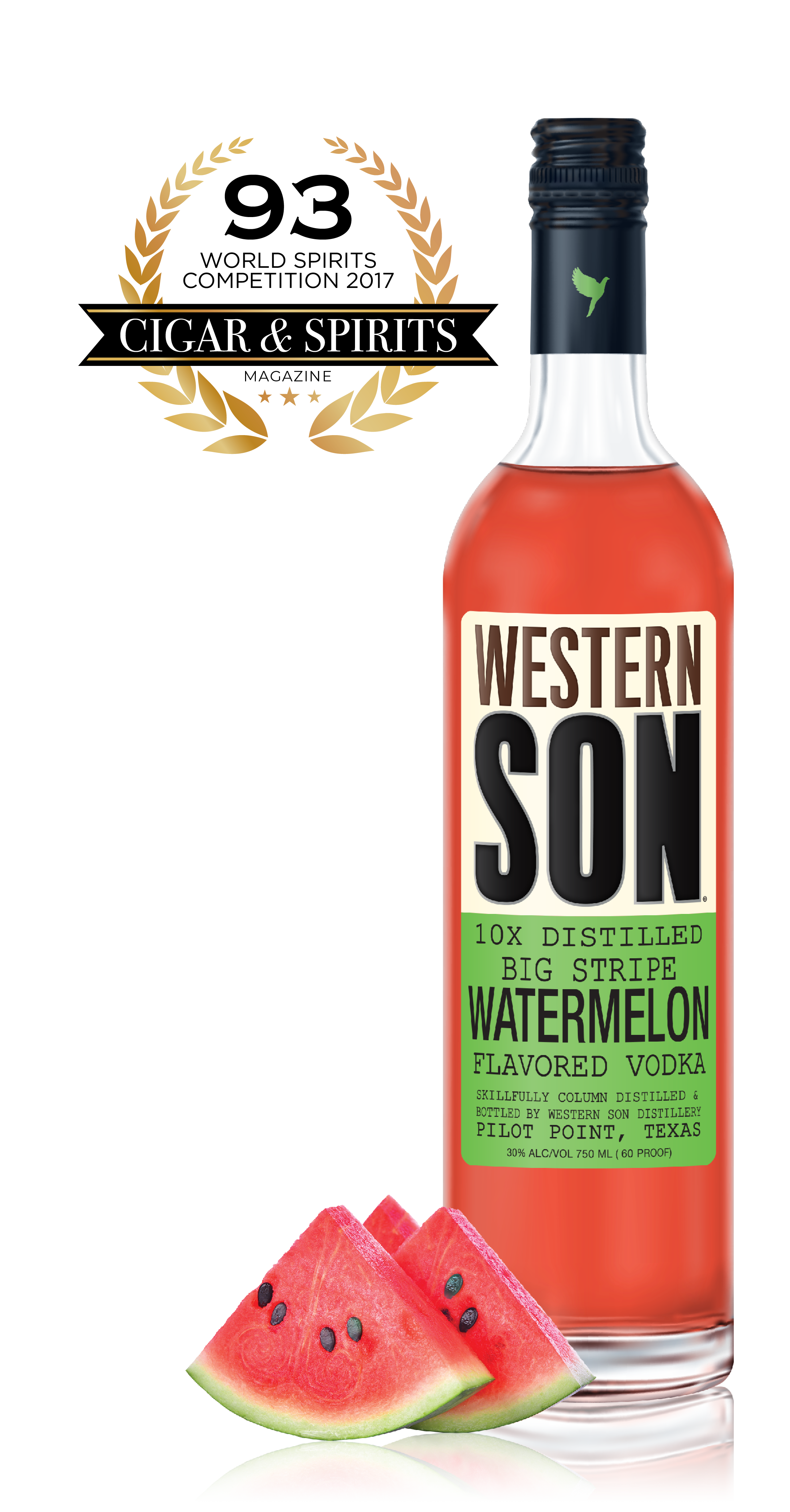 WATERMELON - Bursting flavor of semi-sweet strawberry and vine ripened melon give a long flavorful finish with subtle, sweet berry tones.Click for recipes