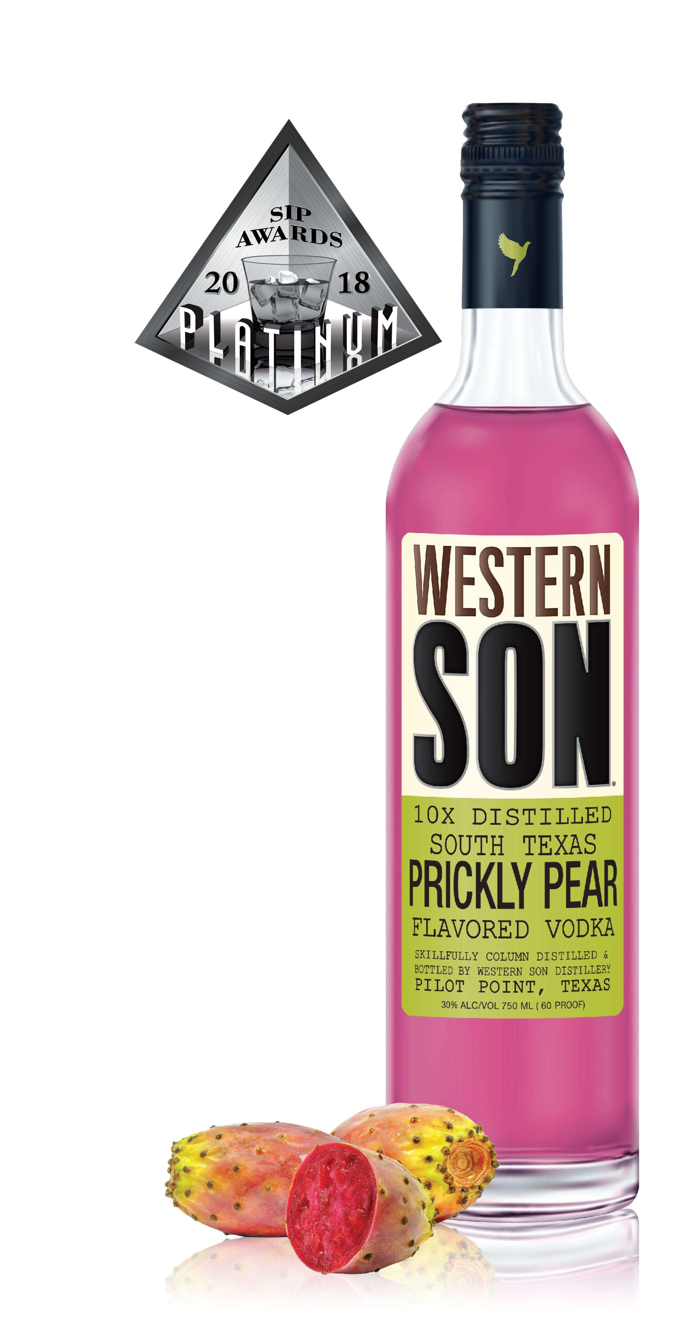 PRICKLY PEAR - Juicy and lush freshly picked cactus fruit that finishes semi-sweet and lightly tart with teases of wild strawberry, kiwi, and melon.Click for recipes