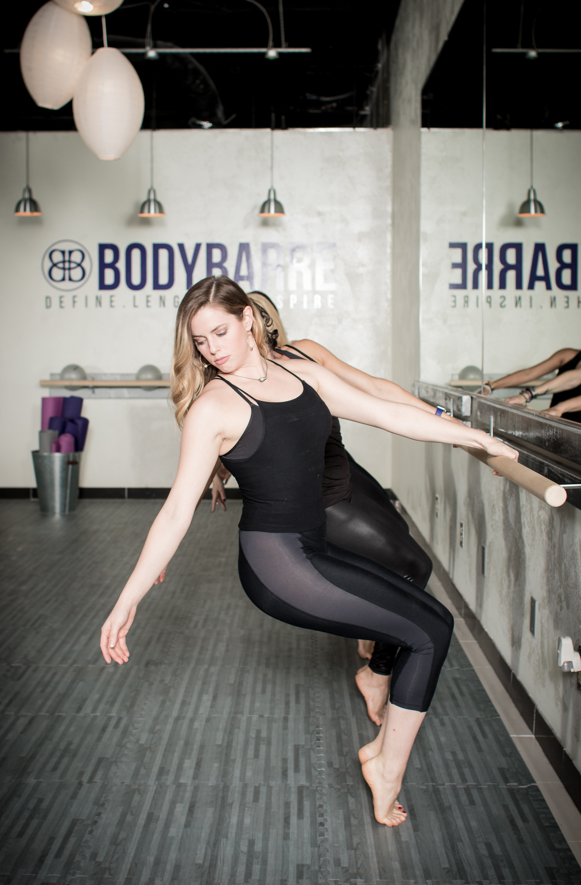 Chair at the Barre 2