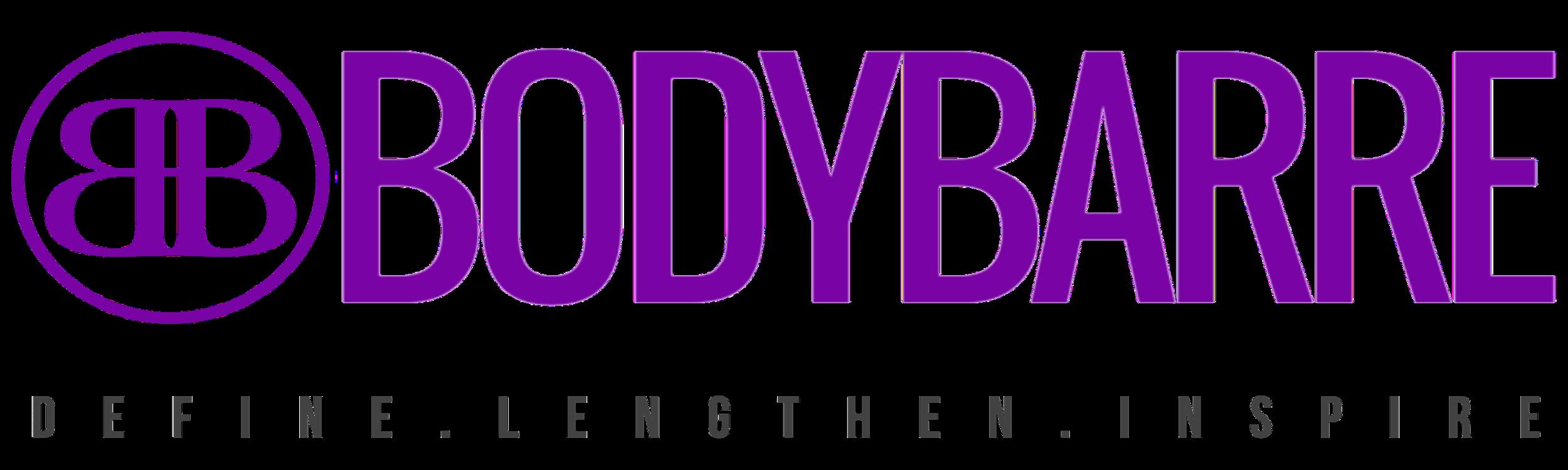 BodyBarre Full Logo 2019