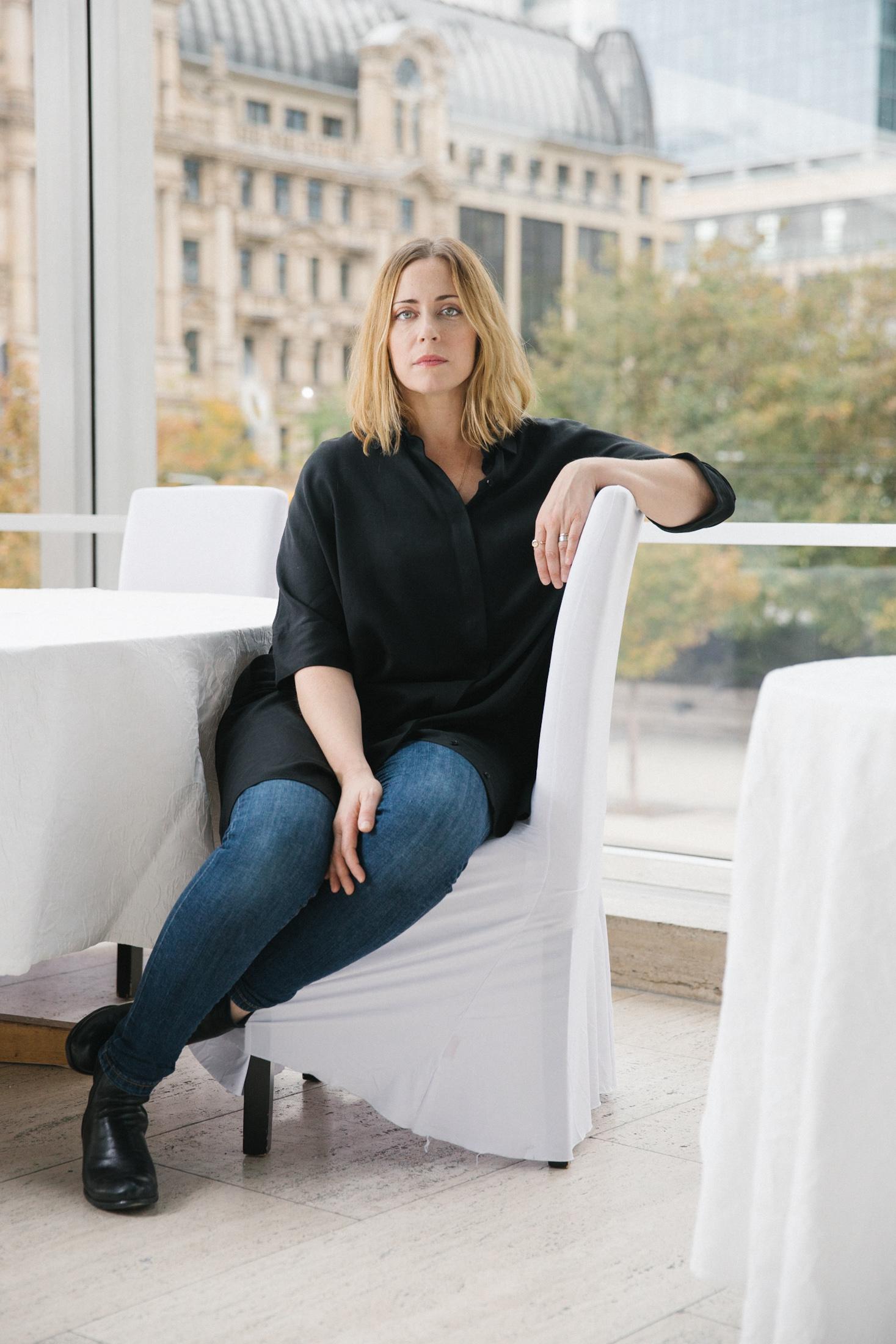 Lydia Steier for FORBES Opera Frankfurt am Main
