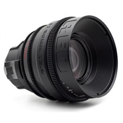 RED T2.9 17-50mm Zoom Lens