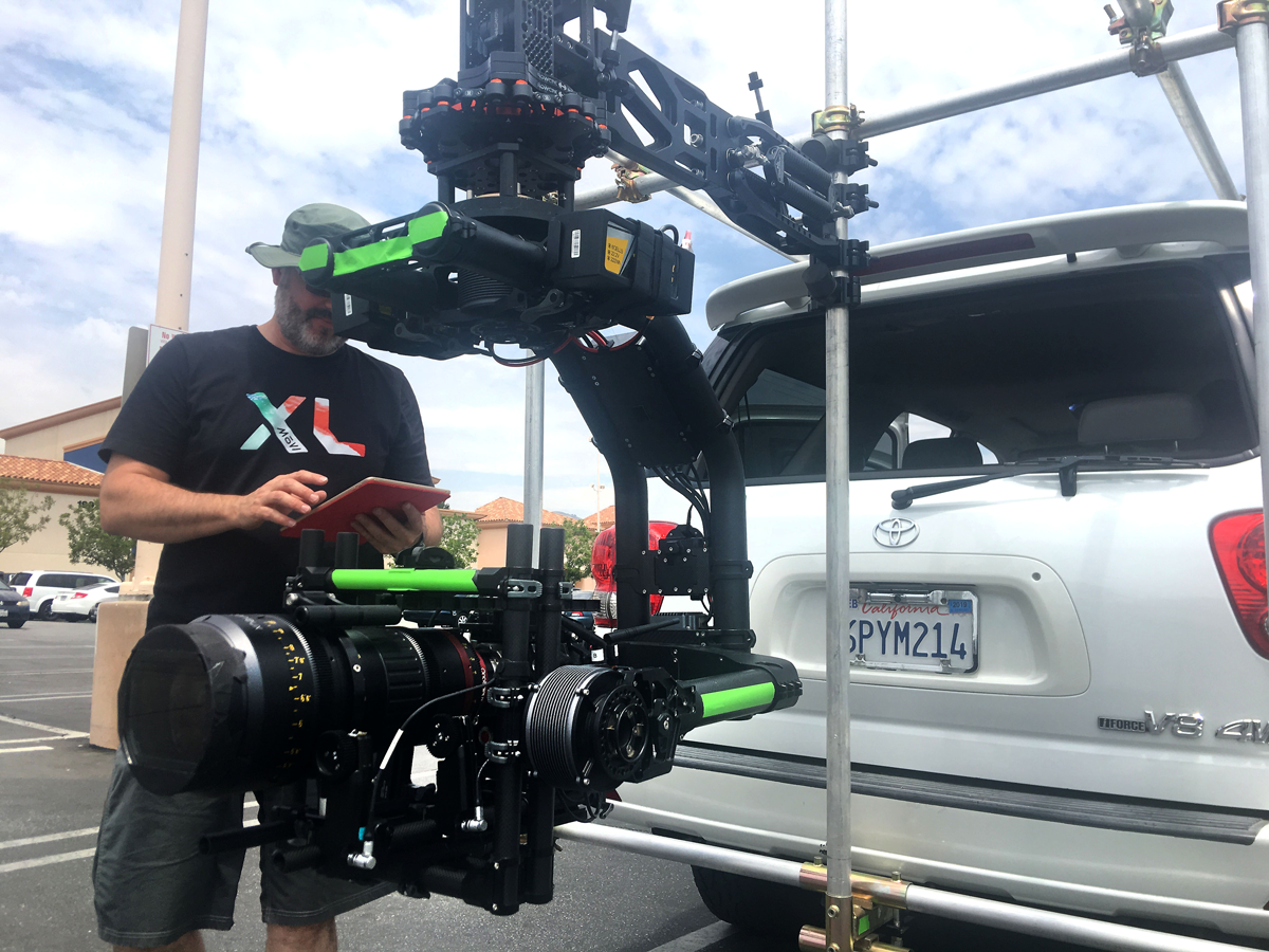 MoVI XL Technician