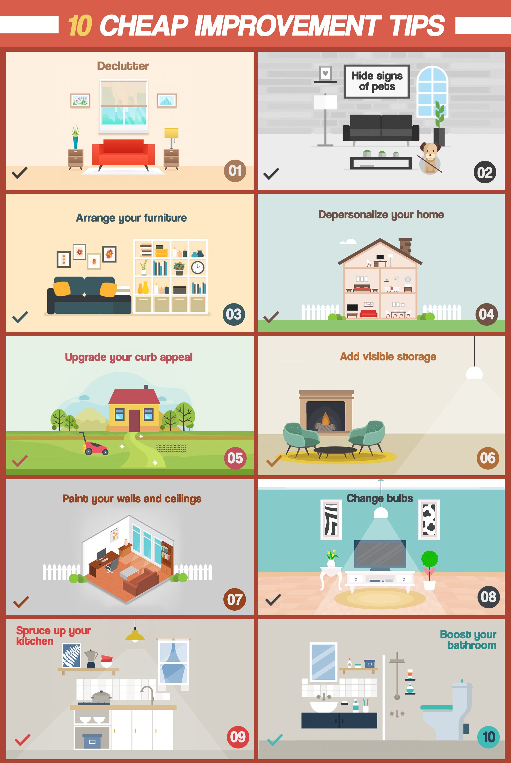 Sell Your House Fast 10 Cheap Home Improvement Tips - new order.jpg