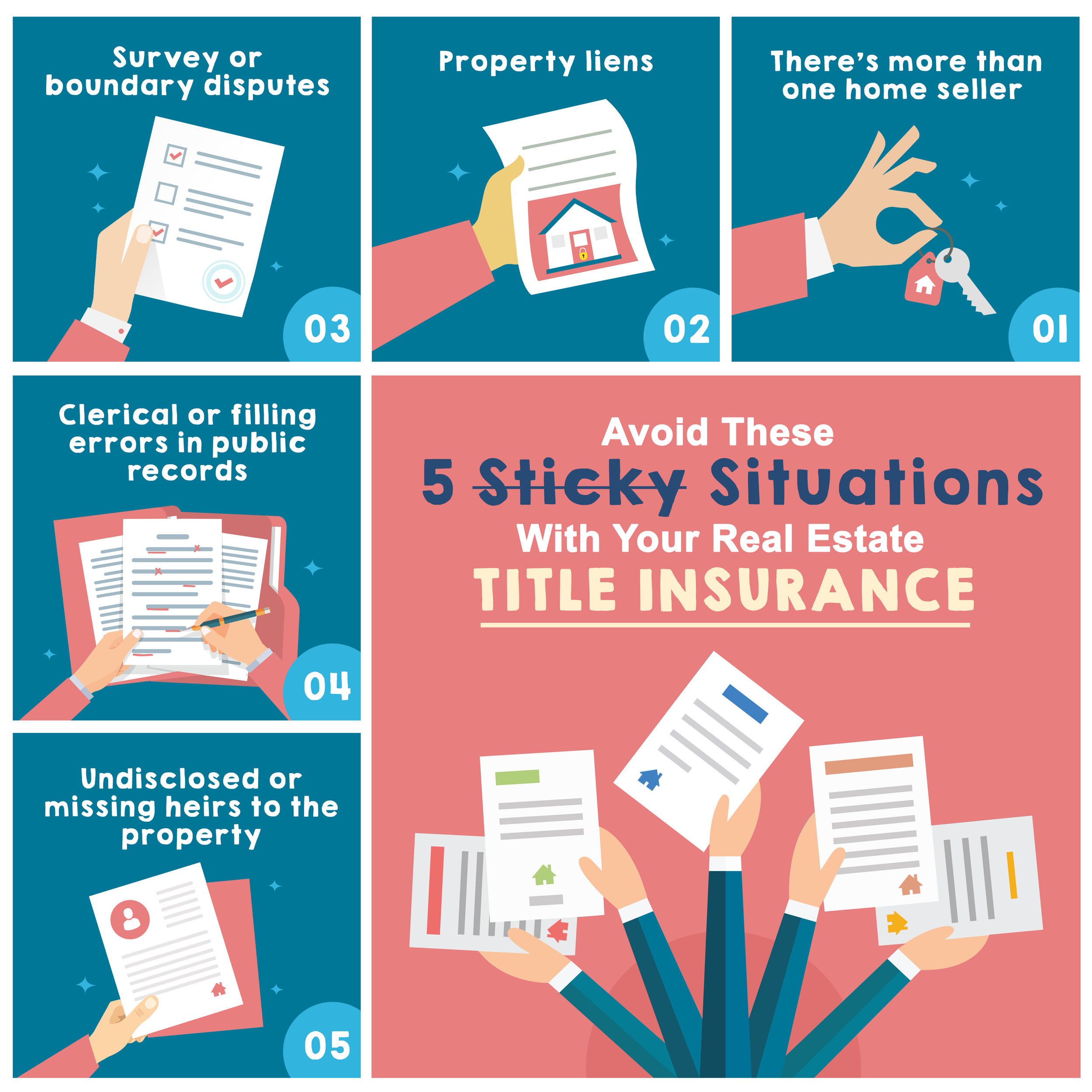 5 Sticky Situations You Can Avoid If You Have A Real Estate Title Insurance.jpg