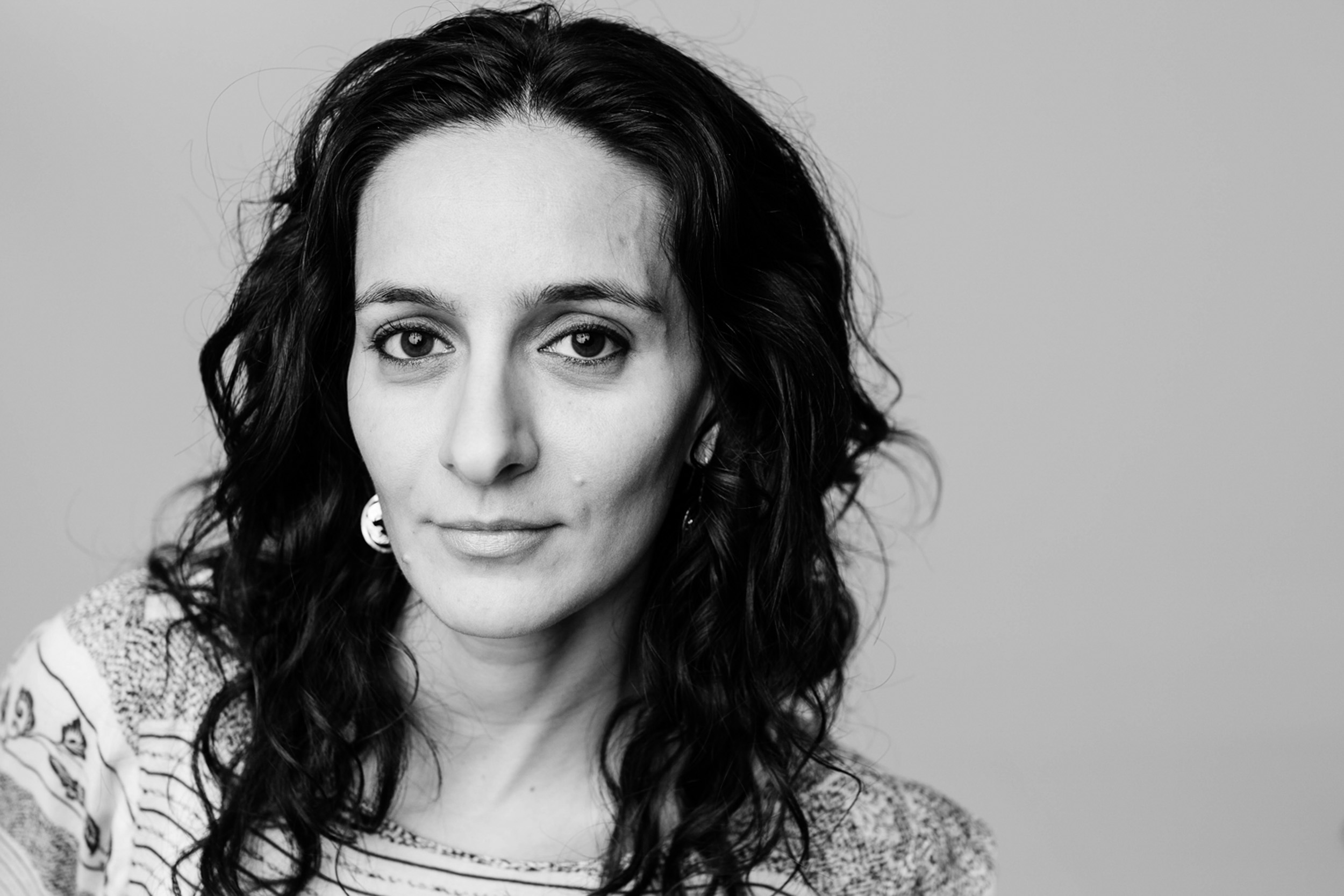 Farah Nosh 2012 (Photograph by David Strongman)