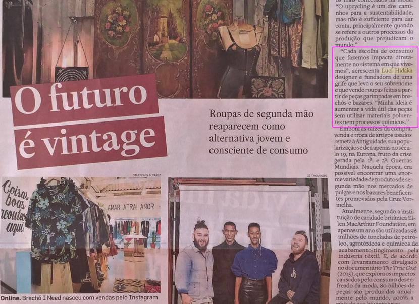 04/02/2019 - Jornal Estado de São Paulo