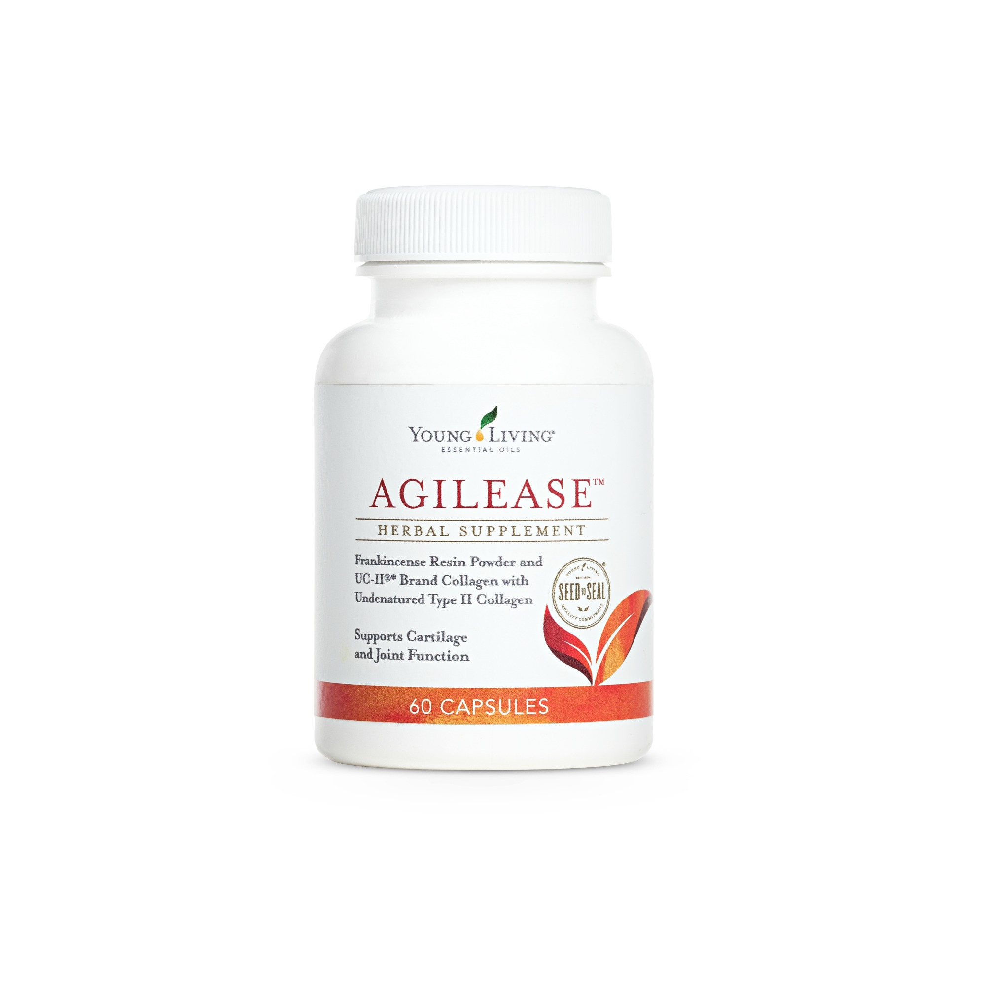 AGILEASE    Especially beneficial for athletes, as well as middle-aged and elderly people who may experience a natural, acute inflammation response in their joints after exercise, AgilEase is a joint health supplement that's perfect for healthy individuals who are looking to gain greater mobility and flexibility through the reduction of inflammation. Contains frankincense powder, UC-II undenatured collagen, hyaluronic acid, calcium fructoborate, and essential oils that are known for their joint health benefits.   Click here   to learn more about this product.