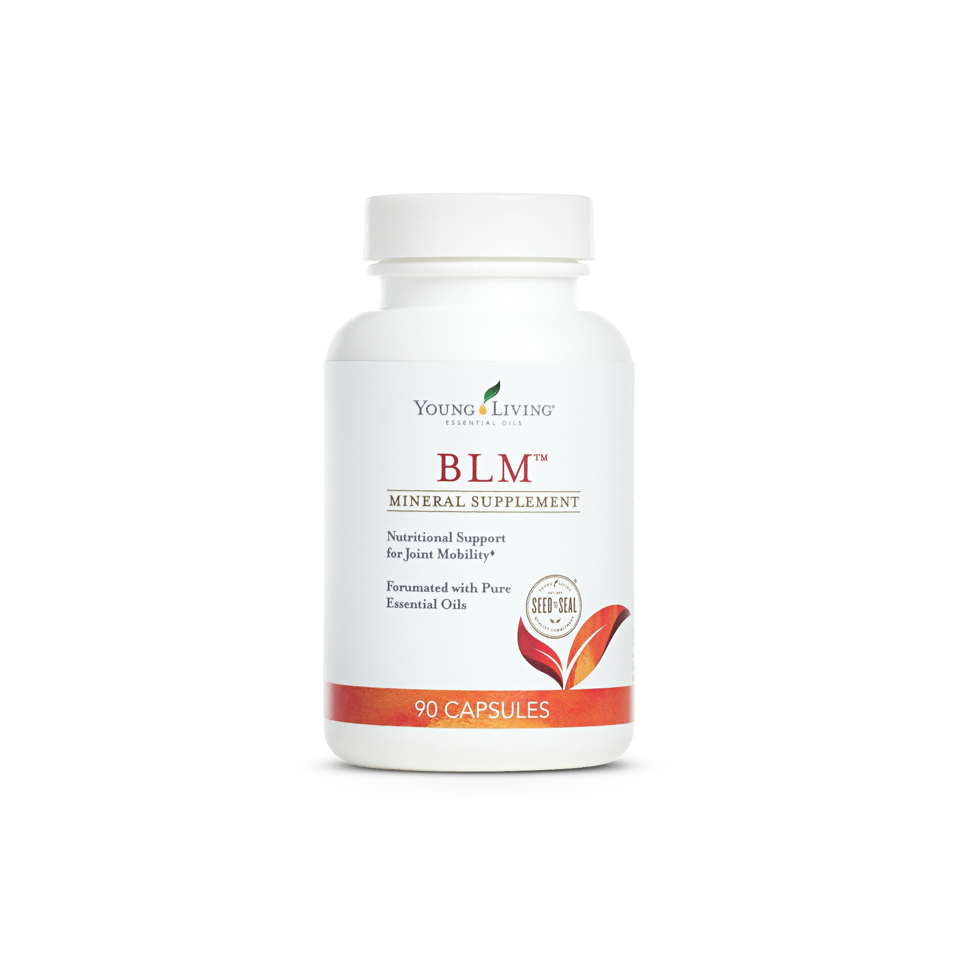 BLM    BLM supports normal bone and joint health. This formula combines powerful natural ingredients, such as type II collagen, MSM, glucosamine sulfate, and manganese citrate, enhanced with therapeutic-grade essential oils. These ingredients have been shown to support healthy cell function and encourage joint health and fluid movement.   Click here   to learn more about this product.