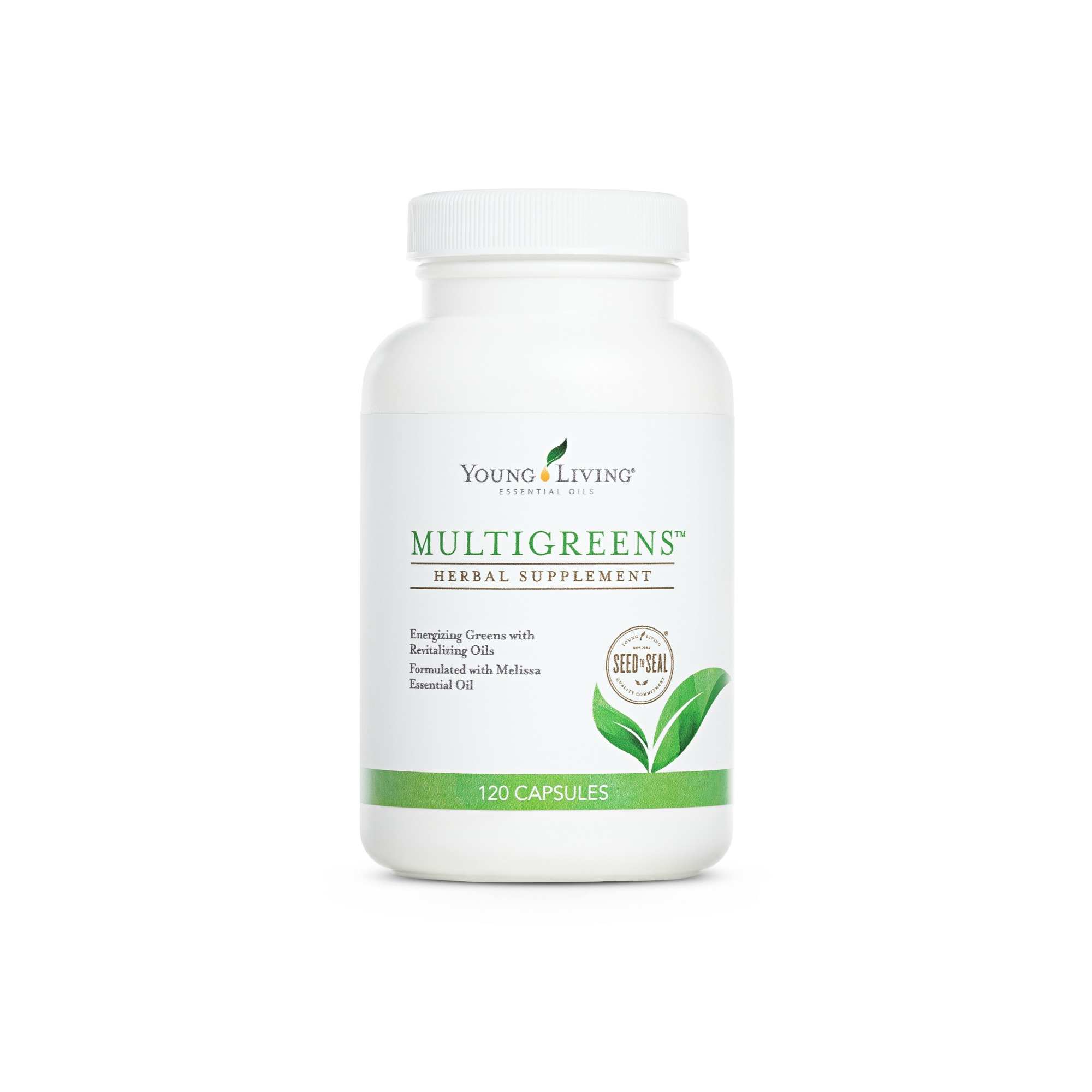MULTIGREENS    MultiGreens is a nutritious chlorophyll formula designed to boost vitality by working with the glandular, nervous, and circulatory systems. MultiGreens is made with spirulina, alfalfa sprouts, barley grass, bee pollen, eleuthero, Pacific kelp, and therapeutic-grade essential oils. Adding these greens to your diet will also help support your immune system and keep your digestive tract in working order.   Click here   to learn more about this product.