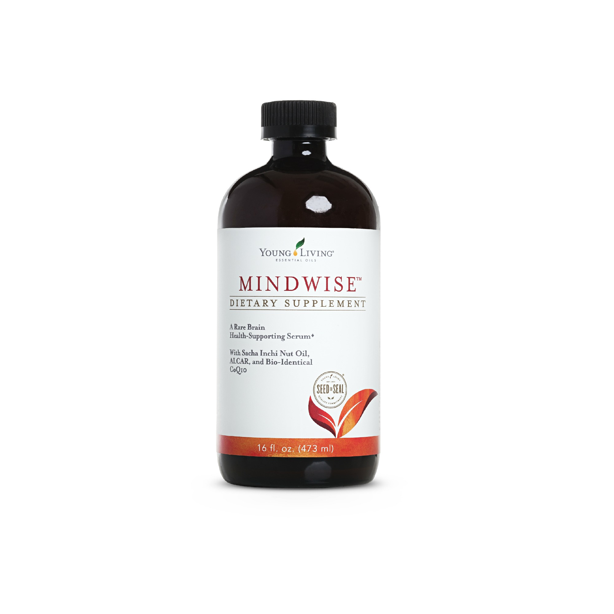 MINDWISE    MindWise supports normal cardiovascular health and cognitive health. With a vegetarian oil made from cold-pressed sacha inchi seeds and other medium-chain triglyceride oils, MindWise has a high proportion of unsaturated fatty acids and omega-3 fatty acids. Plus, it uses a combination of fruit juices and extracts, turmeric, and pure essential oils to create a heart and brain function supplement with a taste you'll love. MindWise also includes the proprietary memory function blend made with bioidentical CoQ10, ALCAR, and GPC, ingredients that have been studied for their unique benefits. With generous amounts of vitamin D3, this premium supplement is equipped to support normal brain function and overall cognitive and cardiovascular health.   Click here   to learn more about this product.