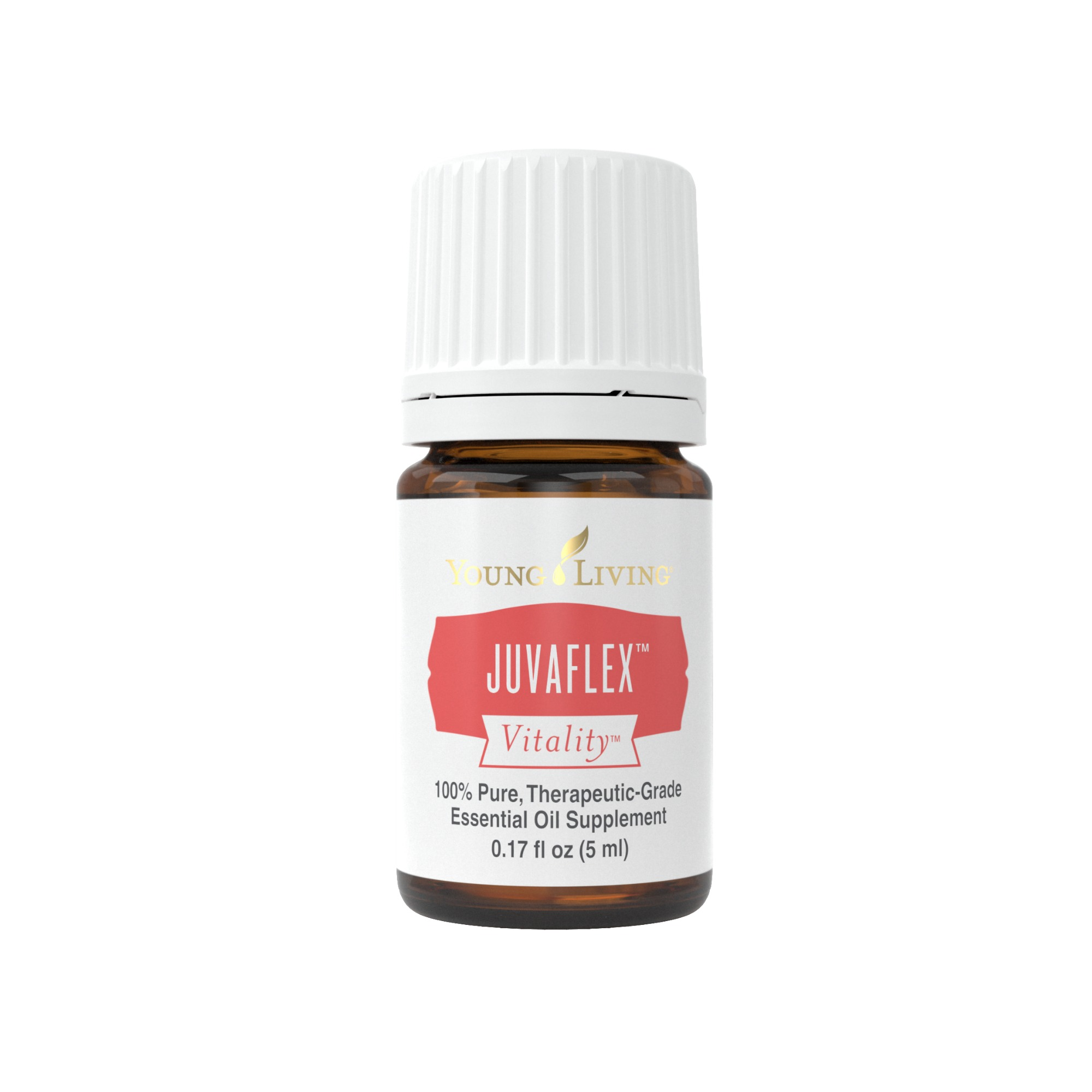 JUVAFLEX VITALITY ESSENTIAL OIL    JuvaFlex® Vitality™ combines Fennel, Geranium, Rosemary, Roman Chamomile, Blue Tansy, and Helichrysum essential oils. A beneficial complement to other supportive dietary blends, JuvaFlex Vitality can help support a healthy lifestyle regimen when taken internally, especially for the liver. Many like to add a drop in their daily dose of Ningxia Red, JuvaPower scoop, or glass of water.   Click here   to learn more about this product.