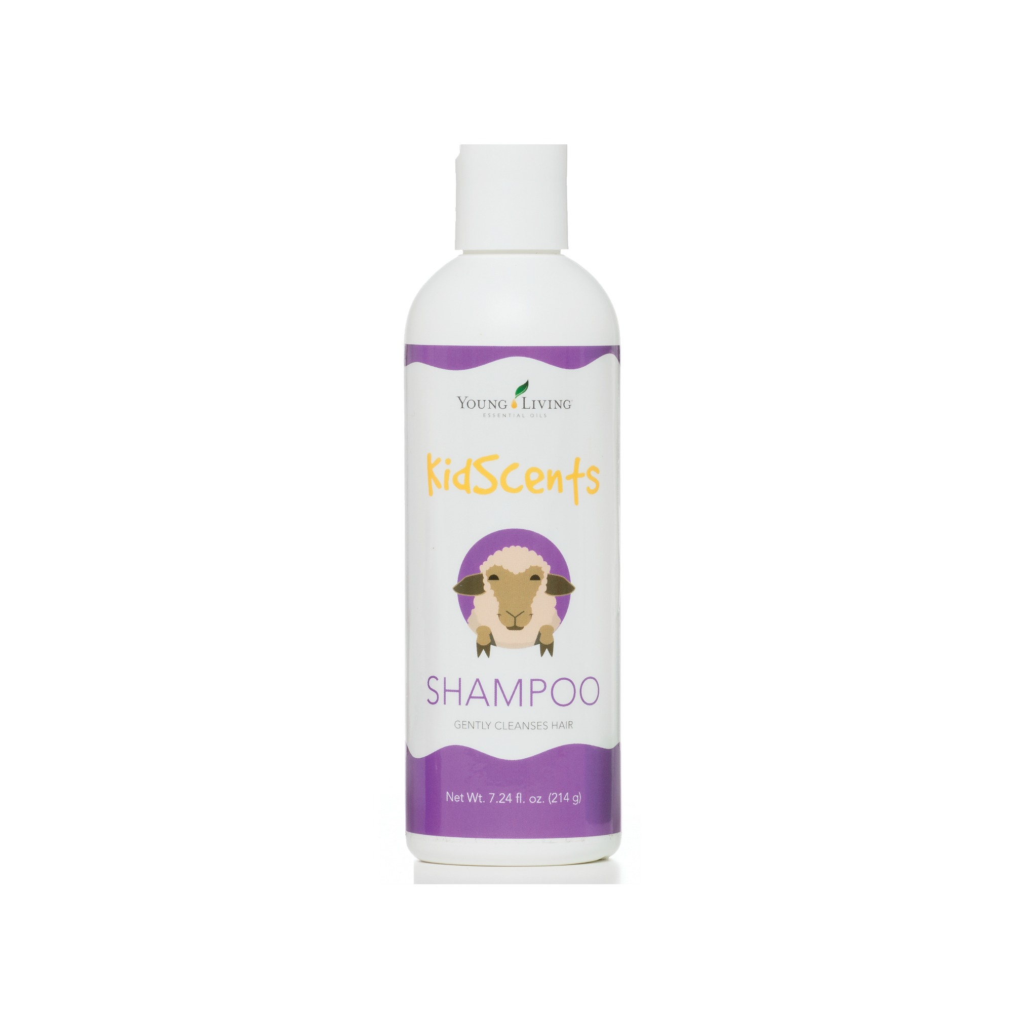 KIDSCENTS SHAMPOO    KidScents Shampoo contains no synthetic perfumes, colors, or toxic ingredients. The natural components in this shampoo—aloe, MSM, Chamomile, and Tangerine and Lemon essential oils—effectively and gently cleanse without causing irritation. Not only is this perfect for kids, it's also great for newborns, infants, toddlers, pets, and even adults too.   Click here   to learn more about this product.