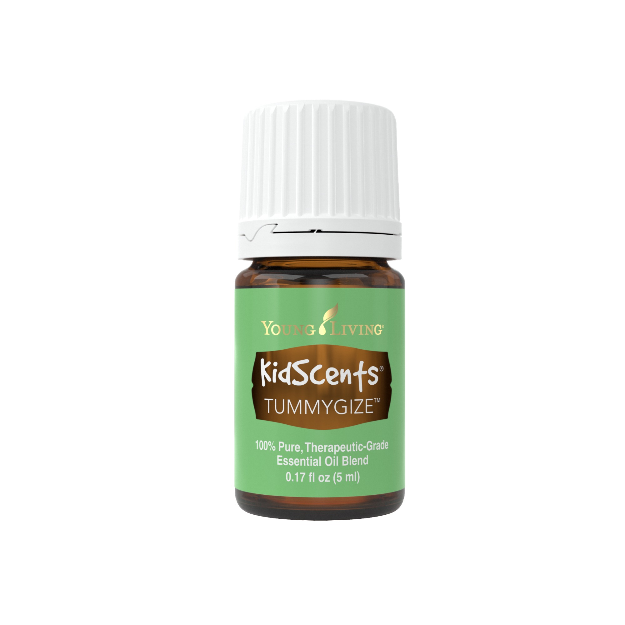 TUMMYGIZE ESSENTIAL OIL    TummyGize is a relaxing, quieting blend that can be applied to your child's tummy. This is a great one to have on hand after meals, before bed, or when your child is experiencing diet changes. Since it's pre-diluted, it's great for even the most sensitive skin. Apply on the tummy, feet, and lower back.   Click here   to learn more about this product.