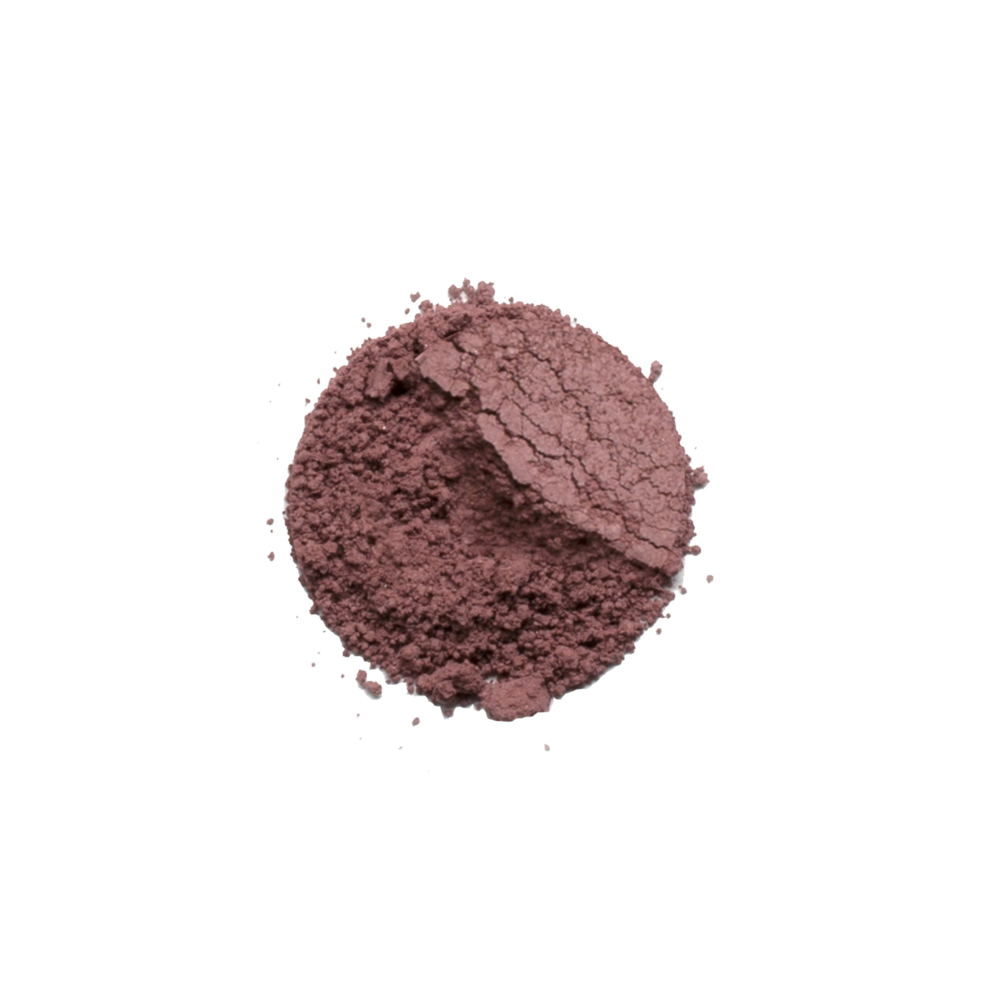 UNSCRIPTED EYESHADOW    This shade is a matte warm purple color. Savvy Minerals eyeshadows are made with a finely ground mineral base, so they have a smooth, luxurious application and high-quality ingredients. They're formulated without fillers, synthetic fragrances, or parabens. Plus, its long-lasting formula leaves you with a gorgeous look you can wear all day.   Click here   to learn more about this product.