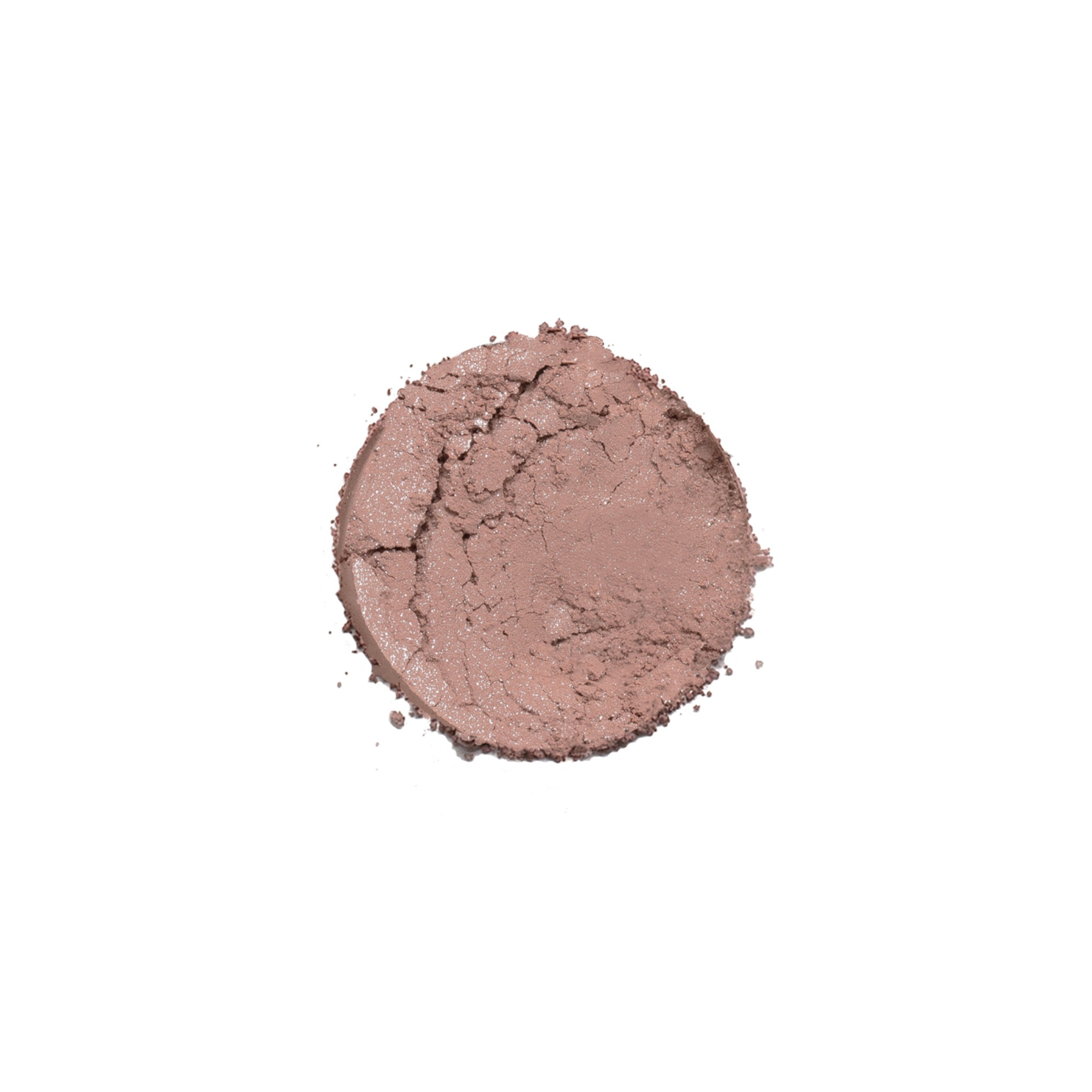 INSPIRED EYESHADOW    This shade is a shimmery light mauve color. Savvy Minerals eyeshadows are made with a finely ground mineral base, so they have a smooth, luxurious application and high-quality ingredients. They're formulated without fillers, synthetic fragrances, or parabens. Plus, its long-lasting formula leaves you with a gorgeous look you can wear all day.   Click here   to learn more about this product.
