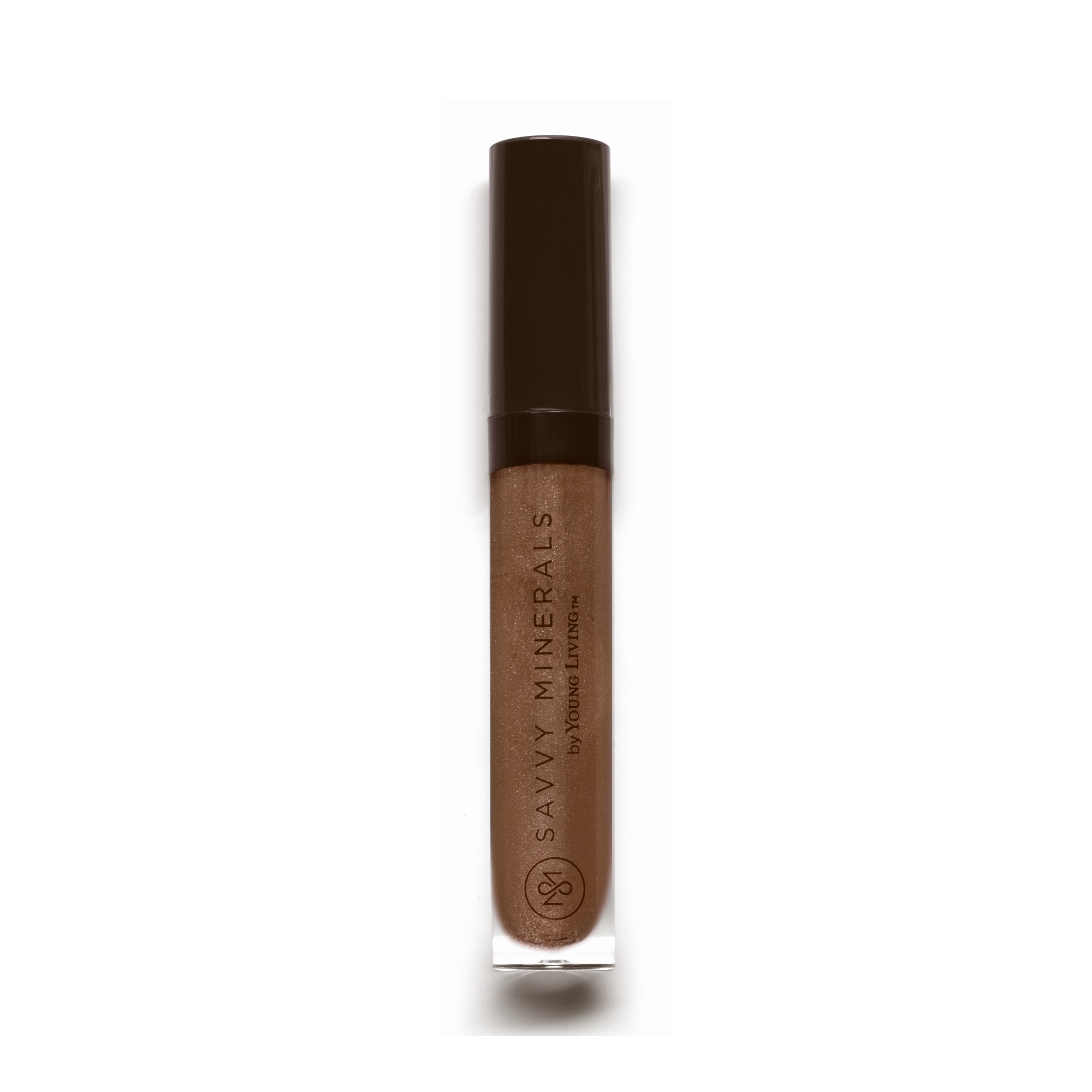 JOURNEY    Journey is a bronze nude color. This lip gloss is infused with Peppermint essential oil and provides natural-looking, sheer to medium color coverage while adding shine. It applies flawlessly without the sticky feeling of many lip glosses. It's also formulated without parabens, phthalates, petrochemicals, bismuth, talc, synthetic fragrances, or synthetic colorants.   Click here   to learn more about this product.