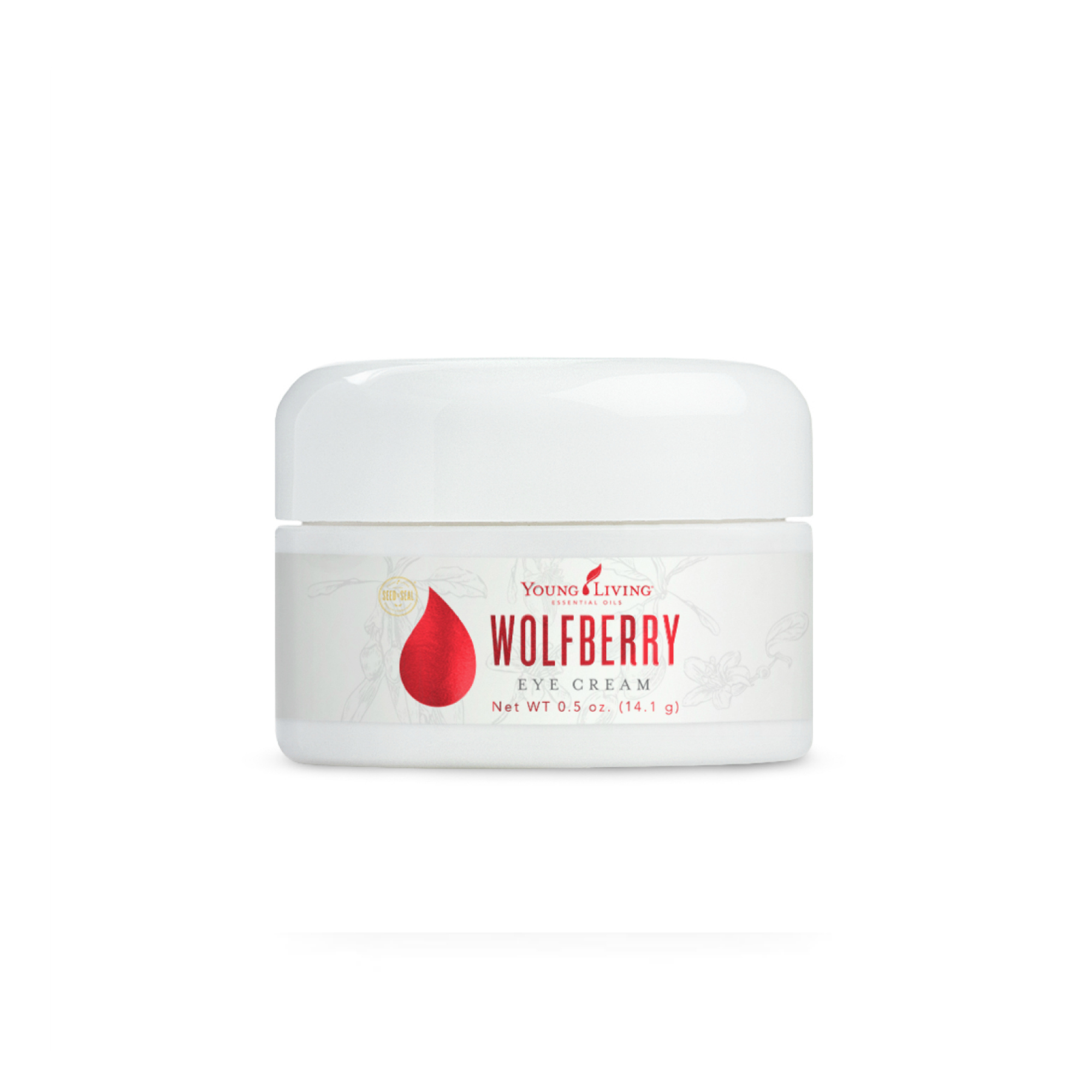 WOLFBERRY EYE CREAM    Wolfberry Eye Cream is a natural, water-based moisturizer. Containing the antiaging and skin-conditioning properties of wolfberry seed oil, this cream soothes tired eyes and minimizes the appearance of fine lines. This is a great cream to be applying at night before bed or in the morning before applying makeup.   Click here     to learn more about this product.