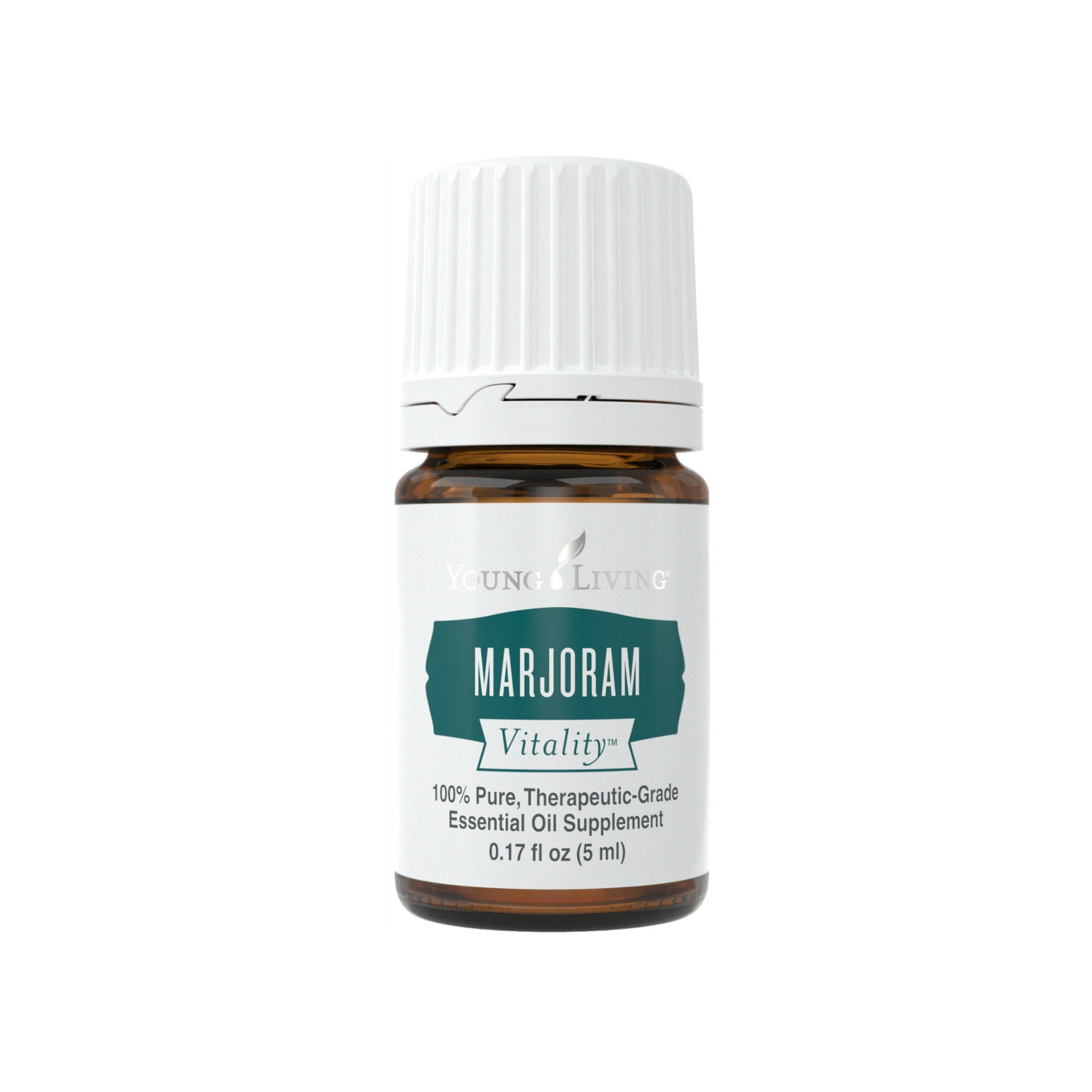 MARJORAM VITALITY    Marjoram is found in many savory dishes, especially those from Mediterranean countries like Italy. Steam distilled from the leaves of the plant, Marjoram Vitality essential oil has a similar flavor to Oregano Vitality and is the perfect complement to fish, chicken, soup, and vegetables dishes.   Click here   to learn more about this product.