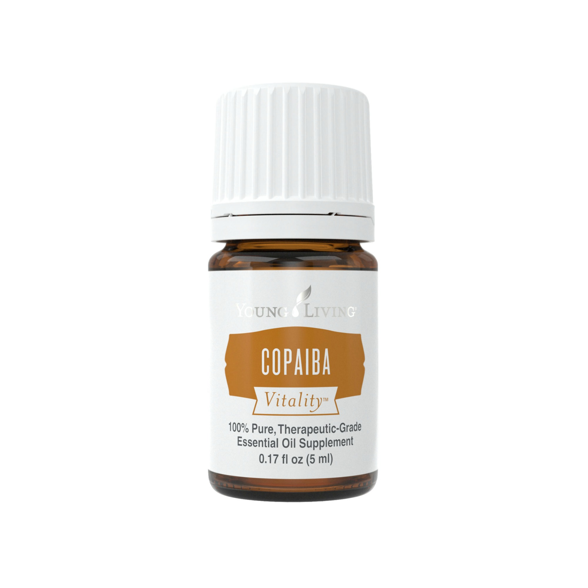 COPAIBA VITALITY    Steam distilled from the gum resin of the Brazilian copaiba tree, Copaiba Vitality™ essential oil has a robust, earthy flavor with notes of honey. When taken internally, it can promote overall wellness and may be an important part of a daily health regimen. Add a few drops of Copaiba Vitality to a cup of herbal tea to enjoy its wellness benefits and a relaxing moment.   Click here   to learn more about this product.