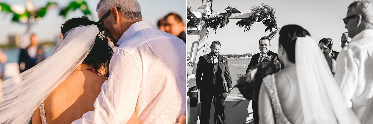 A Tropical Beach Wedding on the Yacht Starship in Clearwater, Florida_0546.jpg