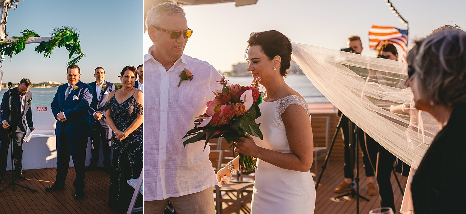 A Tropical Beach Wedding on the Yacht Starship in Clearwater, Florida_0545.jpg