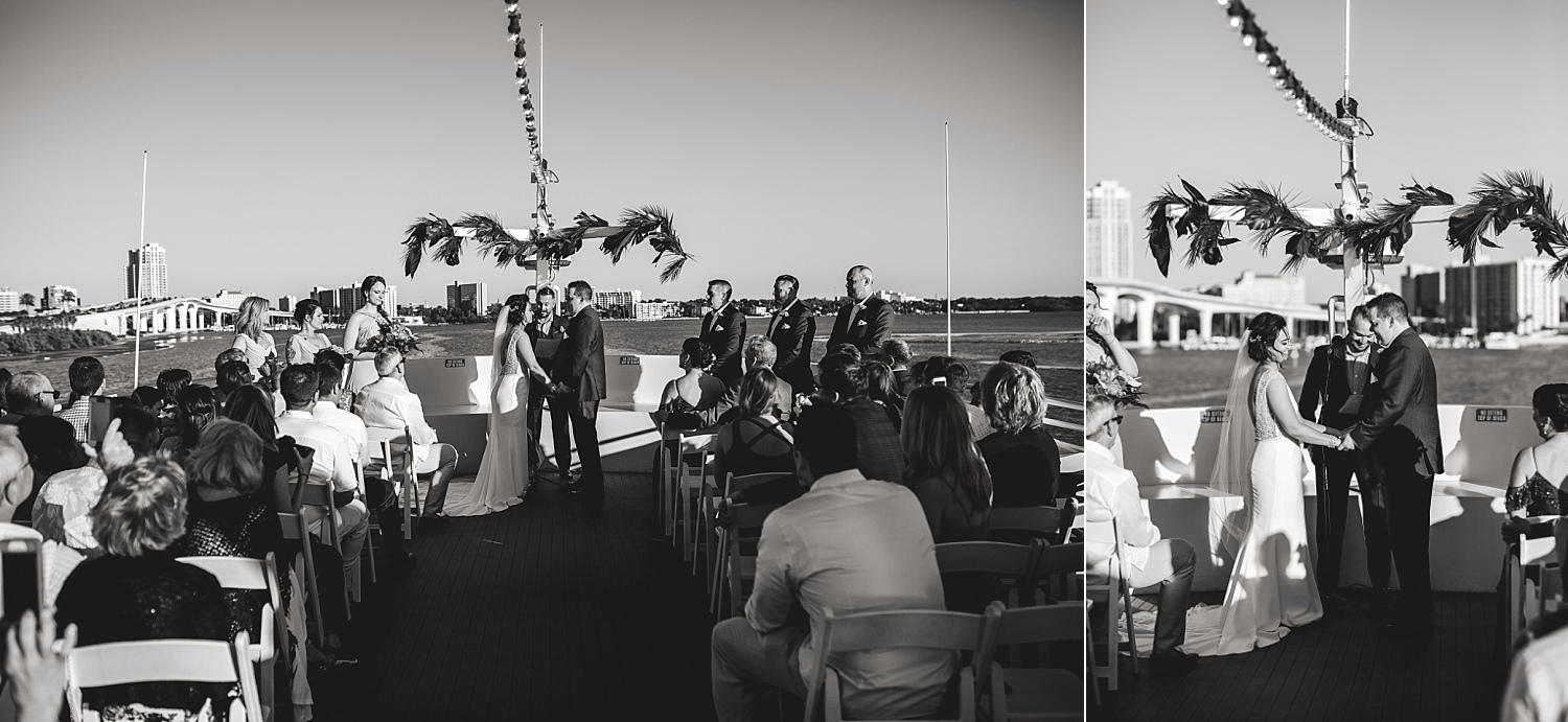 A Tropical Beach Wedding on the Yacht Starship in Clearwater, Florida_0548.jpg