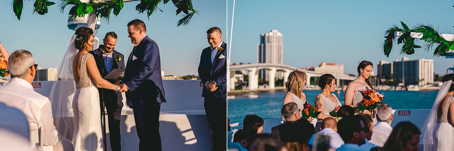 A Tropical Beach Wedding on the Yacht Starship in Clearwater, Florida_0550.jpg