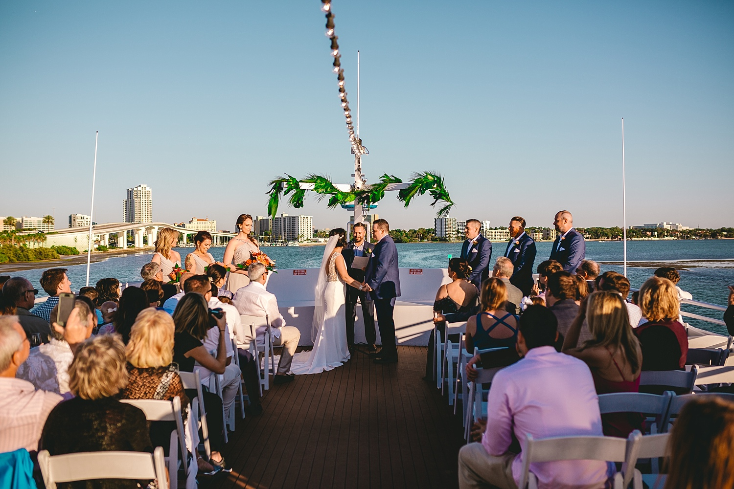 A Tropical Beach Wedding on the Yacht Starship in Clearwater, Florida_0549.jpg
